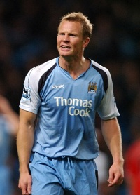 Ben Thatcher, Manchester City