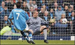 Hucks - Man City